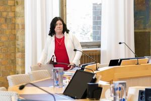 Kammaråklagare Stina Sjöqvist var beredd på att hovrätten skulle neka fortsatt häktning – men menar att mannen bör vara frihetsberövad.