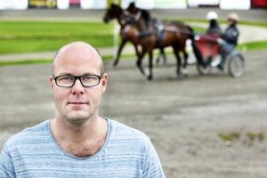 Trav Gävleborgs sportchef Mathias Gustafsson är nöjd med startfältet under Sleipnerdagarna.