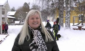 Vallens skola i Kovland är utan vatten. Nu kommer alla elever att skickas hem, förklarar rektor Ann-Sofie Selin.