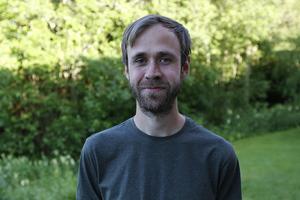 Viktor Bäckström-Cook är buddhist sen några år tillbaka.