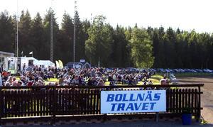 Totalt 5 000 besökare gästade Sleipnerdagarna i Bollnäs under måndagen och tisdagen.