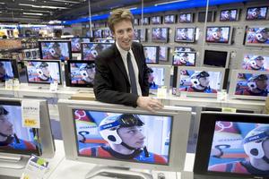 Storsatsning. Elgigantens verkställande direktör heter Henrik Bjönnes, en 34-årig norrman som nu offentliggör att Ludvika är en av 25 nya etableringsorter. Foto:JohnnySyversen