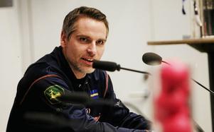 Andreas Westh finns inte med i Svenne Olssons första landslagstrupp.