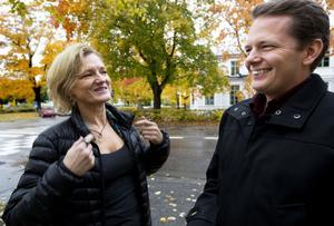 Göran Hådén är Miljöpartiets förstanamn i riksdagsvalet nästa år.