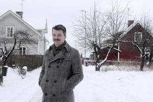 Bio. Fagerstaförfattaren Mats Strandbergs kritikerrosade bok Cirkeln nådde bioduken i februari.