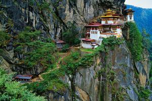 Bhutan spås bli ett globalt lyxresmål i framtiden. Helst vill vi se platser ingen annan sett, enligt en ny rapport.