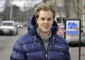 Johan Sand, Vikarbyn, vill behålla ungdomlig kreativitet i bygden.
