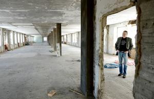 Huset är redan på plats och får Hans Bark klartecken kan 55-60 nya platser inom äldreomsorgen vara färdiga inom nio månader.