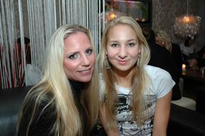 Tabazco. Marie Brandstedt och Sarah Johansson.