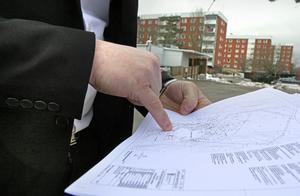 Nyligen presenterades planerna för en ny förskola i Backluraområdet i Nynäshamn.