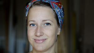 Julia Norman är möbelrestaurerare och grundare av Stockholms Möbelrestaurering.