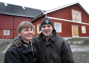 Kristina och Robert Åkermo