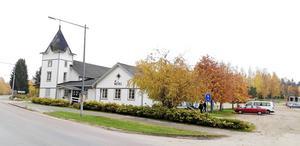 Betelkyrkan i Runemo.