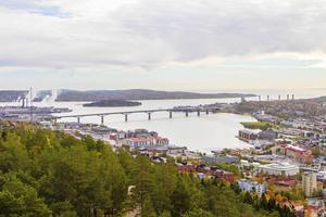 Lars Holmgren nämner inte motorvägsvurmarna som också spelat på demokratins ängslighet för att jäklas med Sundsvalls framtid, skriver signaturen Chroonbloom. Foto: Sanna Berglund/Arkiv