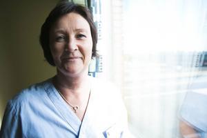 – Alla föräldrar får råd om hur de ska minska risken för plötslig spädbarnsdöd, säger Annelie Moström, chef på BB i Gävle.