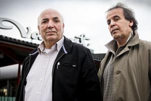 Ägaren Hamid Rustam och fastighetsansvarige Kemel Bessouda tänker göra en nysatsning på Variant köpcenter.