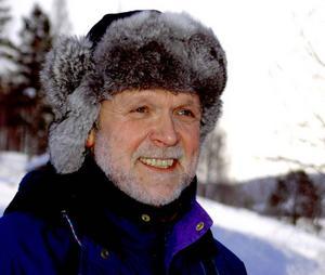 Bertil Jonsson vid ABF Bräcke är inblandad i filmprojektet vars resultat kommer att visas senare i år.