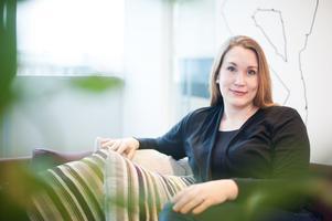 Helena Bergenhamn är en av reportrarna som skriver om länets fantastiska hem och trädgårdar.