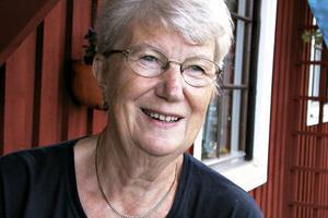 Margareta Drakenberg från Edsbyn ställer ut i muséet under september månad och en bit in i oktober.