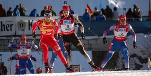 Ole-Einar Björndalen har inte slutat jaga segrar och medaljer.
