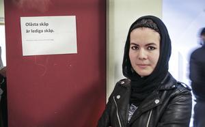 Golnaz läser vård och omsorg på Torsbergsgymnasiet i Bollnäs.