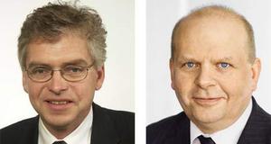 Per Åsling och Eskil Erlandsson, båda (C), vill ge verktyg för att öka inflyttningen till Jämtlands län.