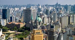 Sao Paolo i Brasilien hamnade i topp tre när turister på Trip Advisor gav toppbetyg.