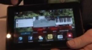 Webb-tv: Blackberry Playbook