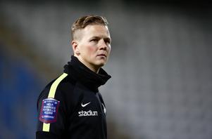 29-årige Maths Elfvendal – tidigare målvakt i Älgarna – blir ny landslagstränare på målvaktssidan.