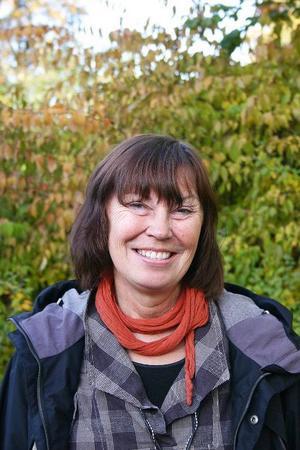 Ewa Ljungdahl berättar om det samiska kulturlandskapet.