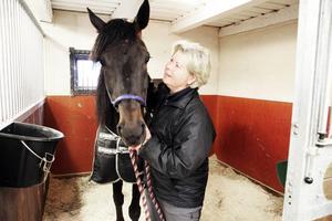 – Jag har ett bra liv nu och trivs, säger Ing-Marie Persson.