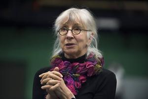 Suzanne Osten får årets Stig Dagermanpris.   Foto: Lars Pehrson / SvD / TT