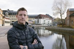 Johan Eklund är något av en modern Brageikon, men Falun är och förblir hans hem.