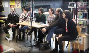 Feministiska boktips var end el av Feministfestivalen i Härnösand.