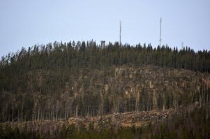 Ånge kommun är inte beredd att gå in som ägare av utsiktstornet på Bergåsen.