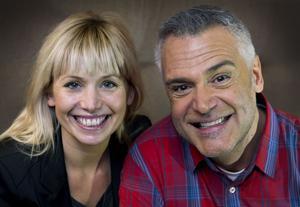 TV4-ansikten. Tina Nordström och Ernst Kirchsteiger är TV 4-profiler med varsitt program i sommar,