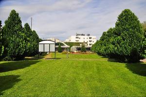Strykjärnsparken ska utvecklas som en i huvudsak grön park, enligt kommunens planförslag för centrum.