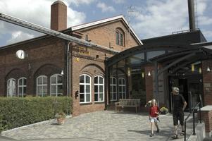 Ädst i sverige. Kosta är Sveriges äldsta glasbruk som nu är i drift, den första ugnen togs i bruk 1742.  Foto: AB Glasriket
