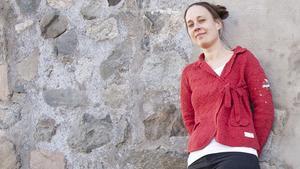 I morgon presenterar Merit Åhs Janbrink sin nya diktsamling.
