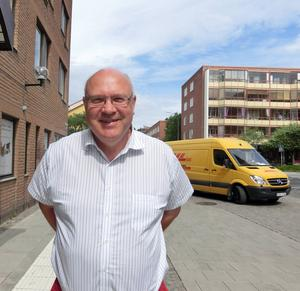 Norrtågs ordförande Thomas Hägg (S)