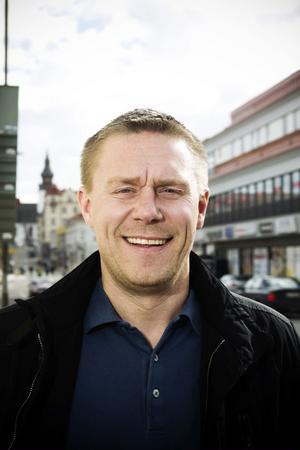 Fredrik Sundfors.