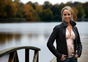 Kristina Westberg, känd från SVT - och TV4-sporten, släpper nu sitt debutalbum