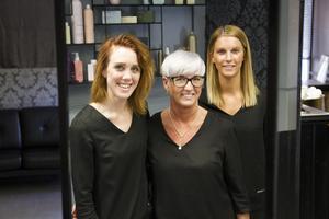 Sofie Måchtens, Ann Wallström Zetterman och Sara Eriksson har jobbat med varandra i många år och delar uppfattningen om vikten av kunskap i yrket.