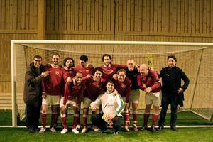 Assyriska Örebro vann President cup.