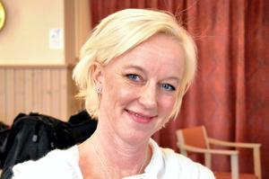 Malin-Charlotta Rudin, träningsinstruktör, Örebro.