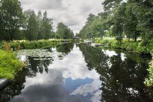 Vad månde bliva? Strömsholms kanal har vackra omgivningar, men hur ska de kunna utnyttjas bäst?    foto: jackie meh /arkiv