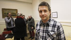 Kommunstyrelsen har beslutat om att utreda ett kulturhus i Fagersta. Marino Wallsten (S), kommunstyrelsens ordförande.