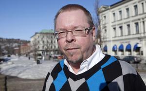 Lagman Sten Burman, chef på Sundsvalls tingsrätt.