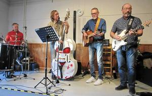 Orsa Pop 60 Revival Band har gästat SPF i Mora där man gjorde en djupdykning i 60-talsmusiken.