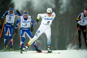 Säsongen 2010/2011 finns det chans att få se Charlotte Kalla i världscuplopp i Östersund.
